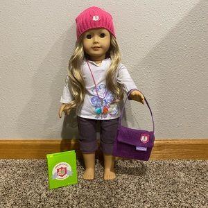 American Girl Doll Truly Me 24